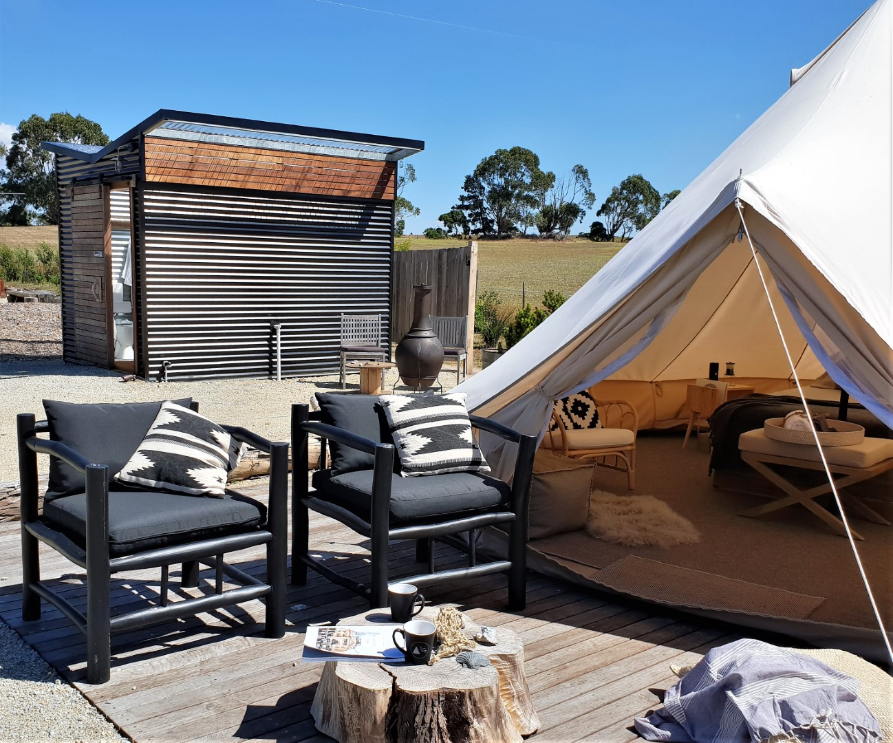 Anderson's Let Bell Tent