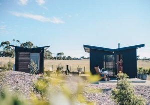 Berry Cabin at The Inverloch Glamping Co